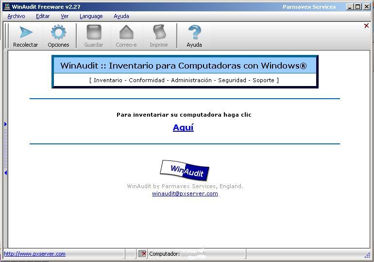 WinAudit