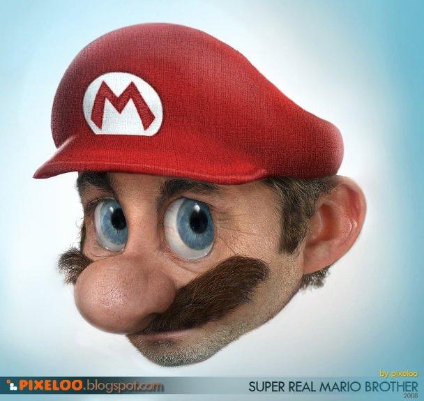 Mario real