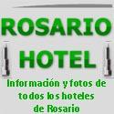 hoteles en rosario